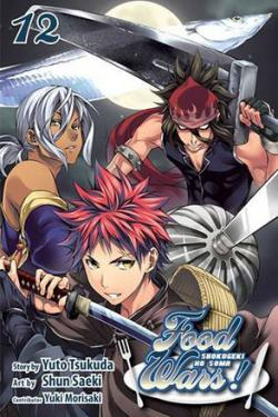 Food Wars Vol 12