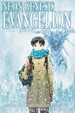 Neon Genesis Evangelion Vol 13-14: End