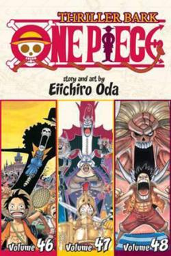 One Piece: Thriller Bark 46-47-48