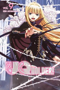 UQ Holder! vol 9