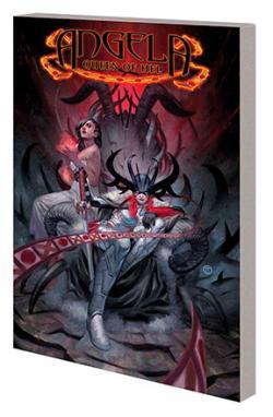 Angela Queen of Hel: Journey to the Funderworld