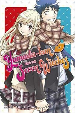 Yamadakun and The Seven Witches 11