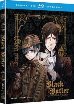 Black Butler: Book of Murder OVAs