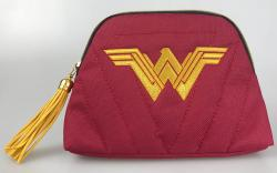 Wonder Woman Cosmetic Bag