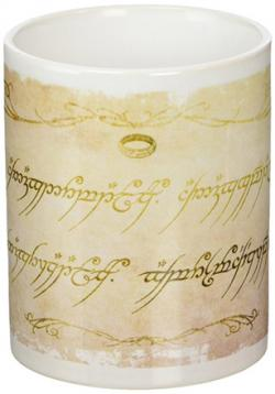 Lord of the Rings Inscription Mug