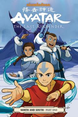 Avatar: The Last Airbender: North and South Part 1