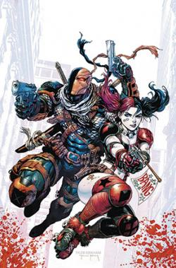 Deathstroke Vol 3: Suicide Run