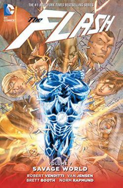 The Flash Vol 7: Savage World