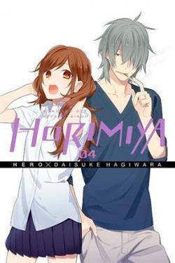 Horimiya Vol 4
