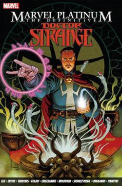 Marvel Platinum: The Definitive Doctor Strange