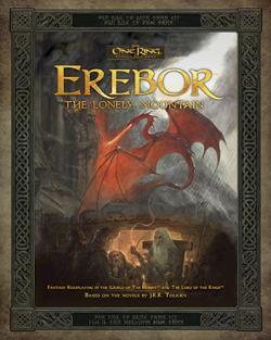 The One Ring - Erebor - The Lonely Mountain