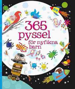 365 pyssel för nyfikna barn