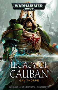 Legacy of Caliban Omnibus