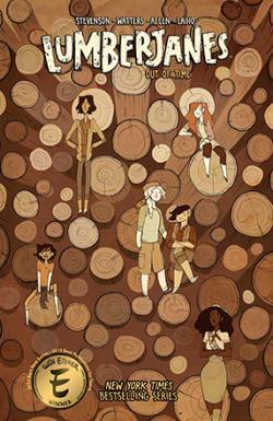 Lumberjanes Vol 4