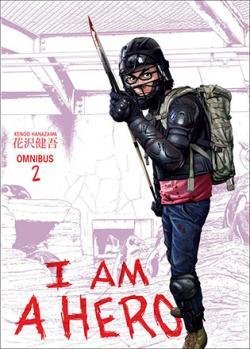 I Am a Hero Omnibus Vol 2