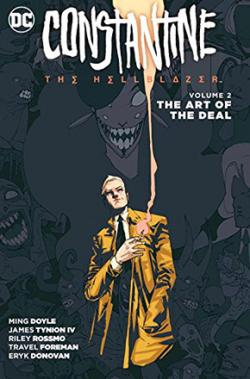 Constantine the Hellblazer Vol 2: The Art of the Deal