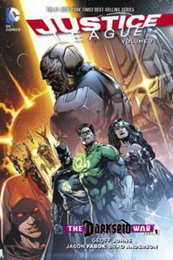 Justice League Vol 7: Darkseid War Part 1