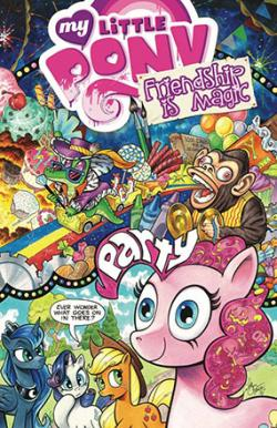 My Little Pony Friendship Is Magic Vol 10