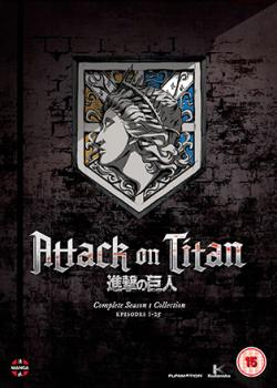 Attack on Titan, Complete Season 1