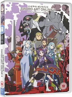 SAO: Sword Art Online, Season 2, Part 4