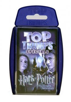 Harry Potter and the Prisoner of Azkaban Top Trumps Specials