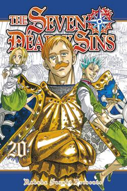 The Seven Deadly Sins 20