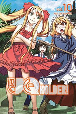 UQ Holder! vol 10