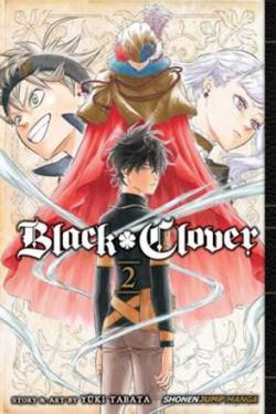 Black Clover Vol 2