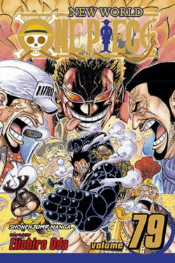 One Piece Vol 79