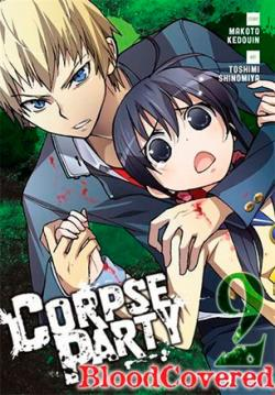 Corpse Party Blood Covered Vol 2