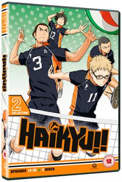 Haikyu! ! Season 1, Collection 2