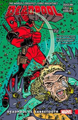 Deadpool World's Greatest Vol 3: Deadpool vs Sabretooth