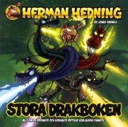 Herman Hedning - stora drakboken
