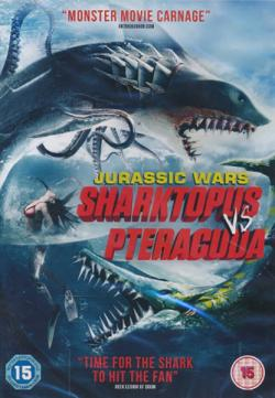 Jurassic Wars: Sharktopus Vs. Pteracuda