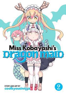 Miss Kobayashi's Dragon Maid Vol 2