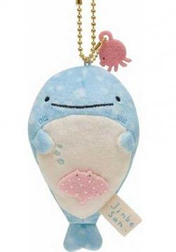 JinbeSan Plush Mini Hanging