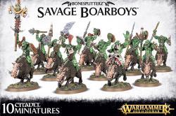 Bonesplitterz Savage Boarboyz