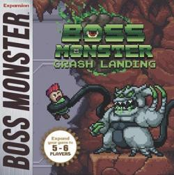 Boss Monster - Crash Landing Expansion