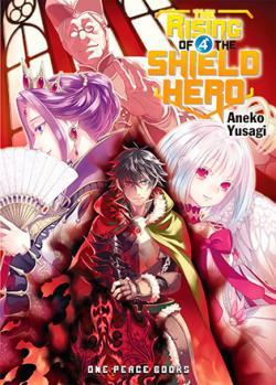 The Rising of the Shield Hero Light Novel 4