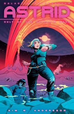 Astrid Vol 1: Cult of Volcanic Moon