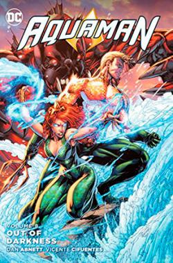Aquaman Vol 8: Out of Darkness