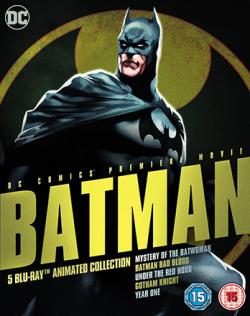 Batman Animated Collection