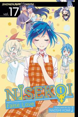 Nisekoi False Love Vol 17