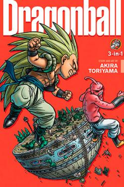 Dragonball 3-in-1 Vol 14