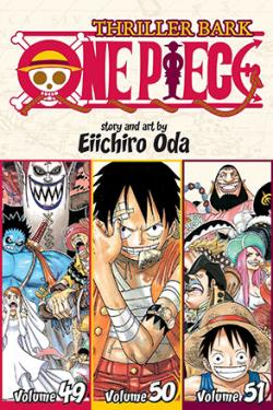 One Piece: Thriller Bark 49-50-51