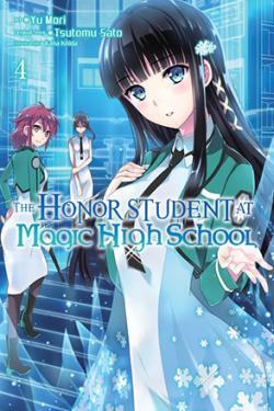 The Honor Student at Magic High School Vol 4