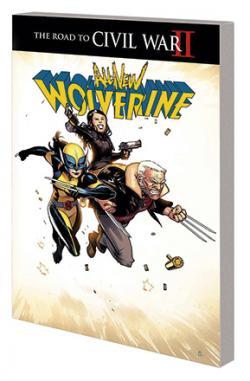 All-New Wolverine Vol 2: Civil War II