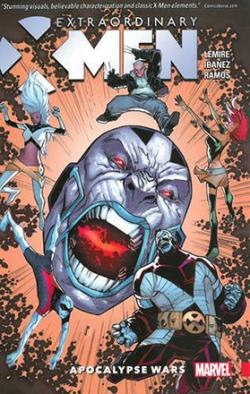 Extraordinary X-Men Vol 2: Apocalypse War