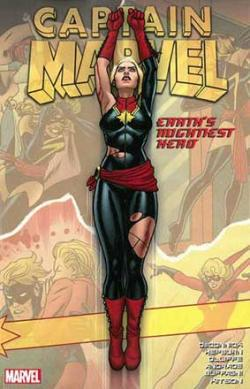 Captain Marvel: Earth's Mightiest Hero Vol 2