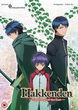 Hakkenden: Eight Dogs of the East, Season 1